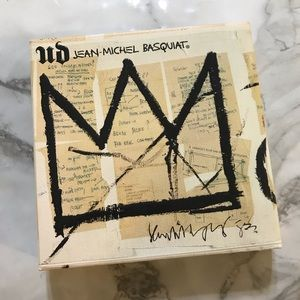 Urban's Decay Jean-Michael Basquiat Face Palette